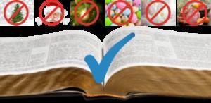 The Bible Not Pagan Holidays